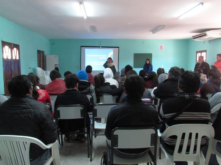 Roving seminars