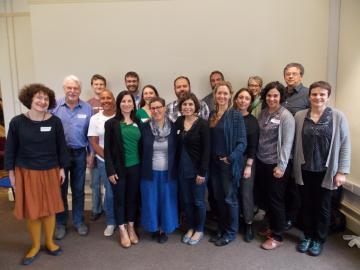 Forecasting workshop group photo